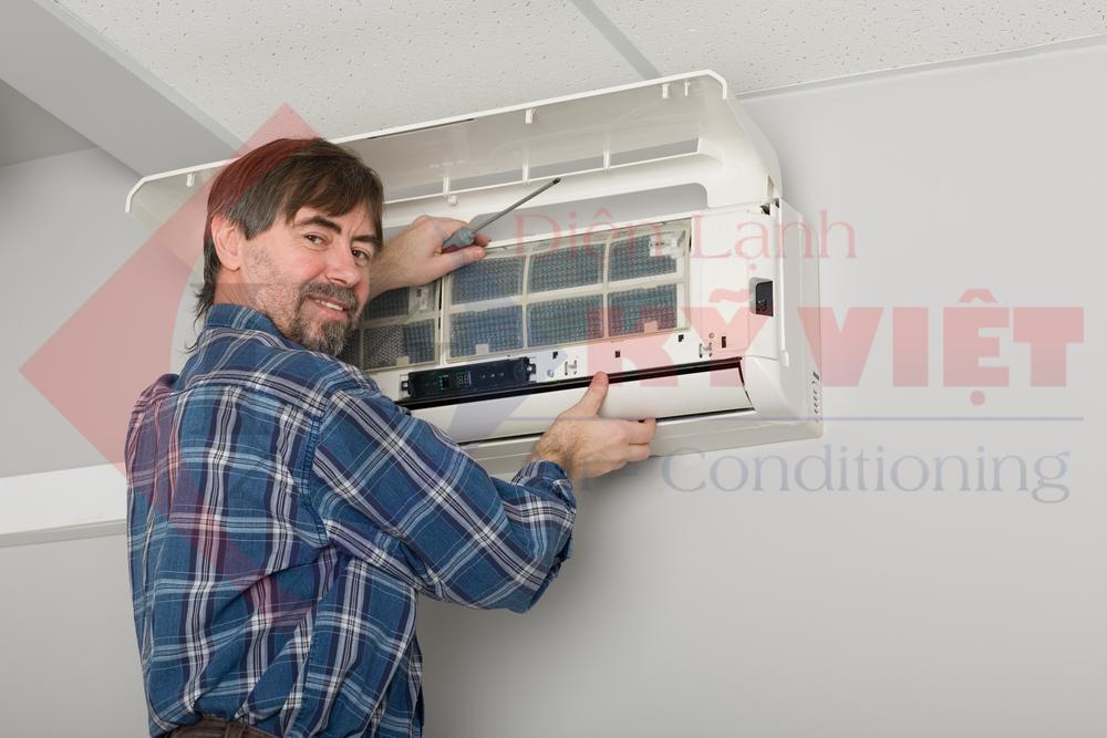 Bảo trì máy lạnh tại TpHCM chuyên nghiệp
