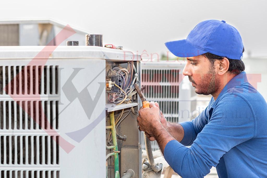 Bảo trì máy lạnh tại TpHCM