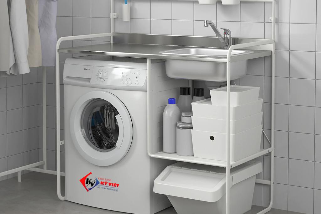 Cạc sử dụng máy giặt Aqua hiệu quả