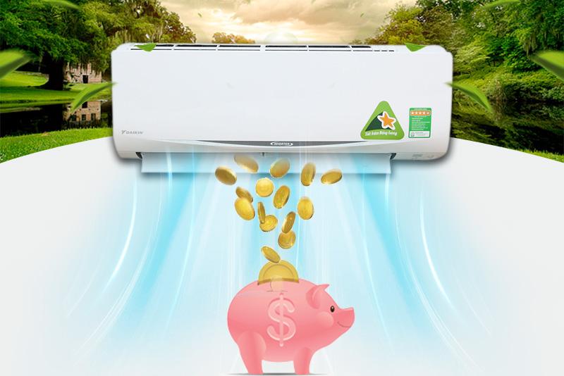 Cách sử dụng máy lạnh Inverter tiết kiệm điện