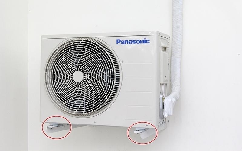Cách khắc phục khi máy lạnh chạy ồn