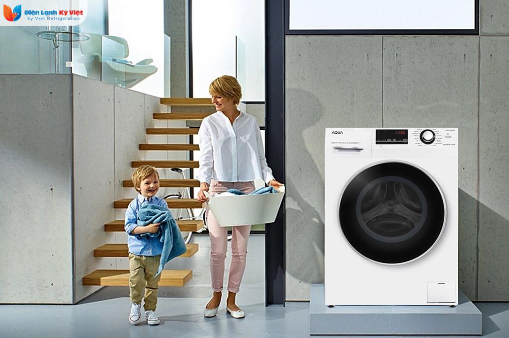 Đánh giá máy giặt Aqua có tốt không?