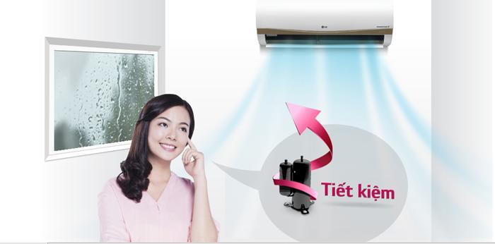 Hướng dẫn dử dụng máy lạnh Inverter