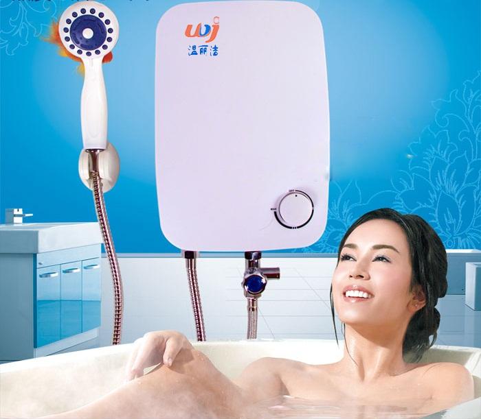 Máy tắm nước nóng