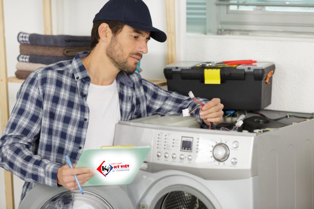 Sửa chữa máy giặt không có điện