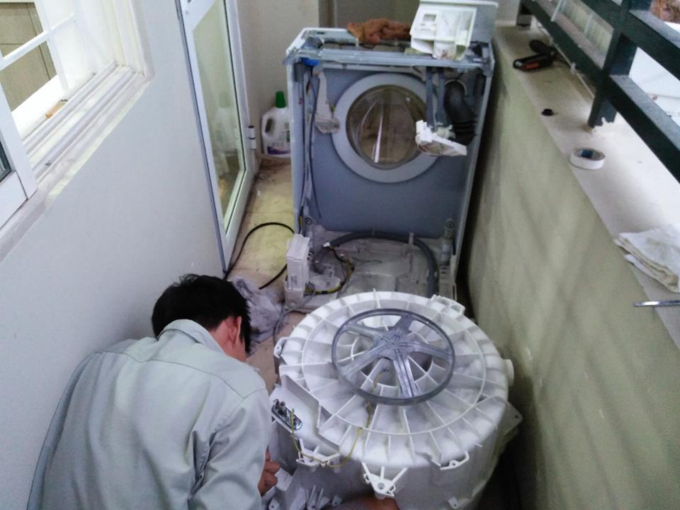 Sửa chữa máy giặt tại TpHCM