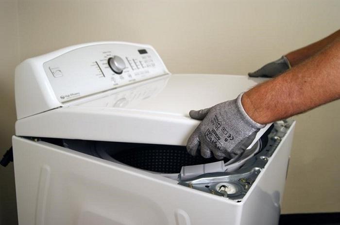 Sửa máy giặt không có nguồn