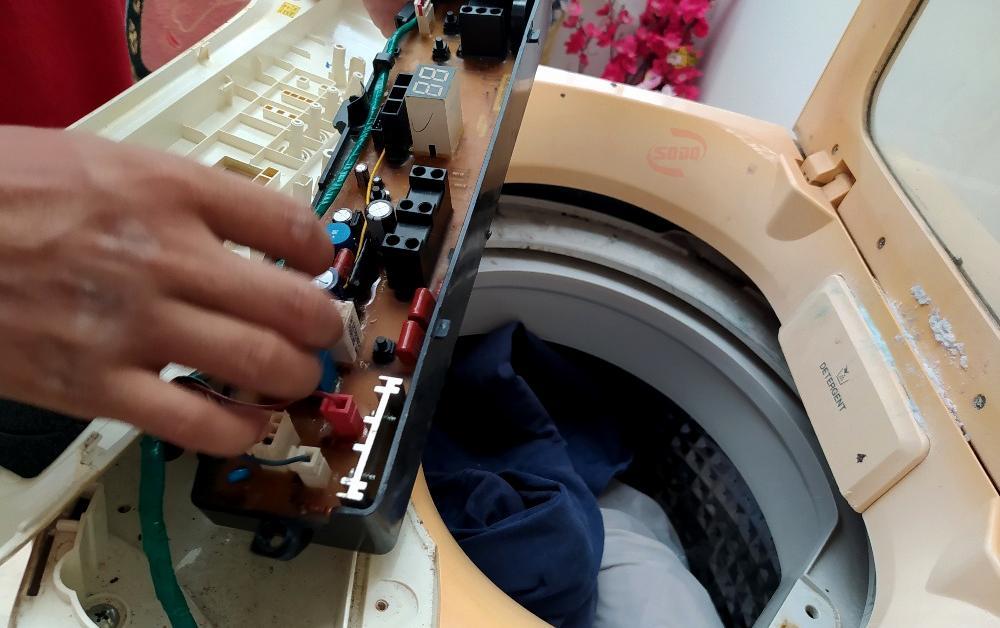 Sửa máy giặt chuyên nghiệp tại TpHCM
