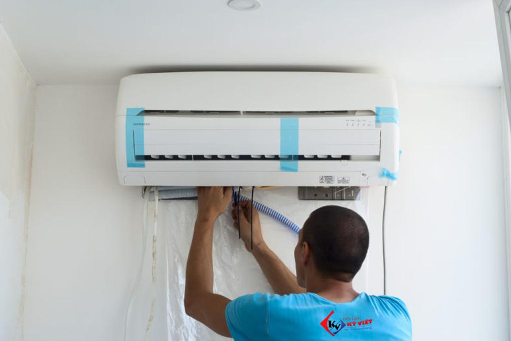 Tháo lắp máy lạnh tại nhà