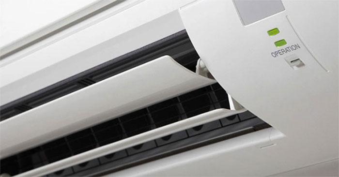 không nên để máy lạnh hoạt động liên tục