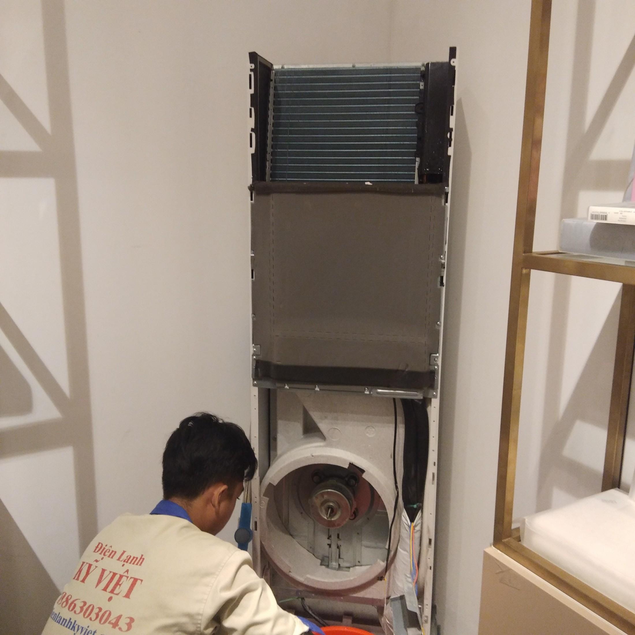 vệ sinh bảo dưỡng máy lanh
